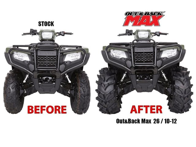 Esti amator de mud-riding si nu numai? STI iti ofera anvelopele ideale STI Out & Black Max