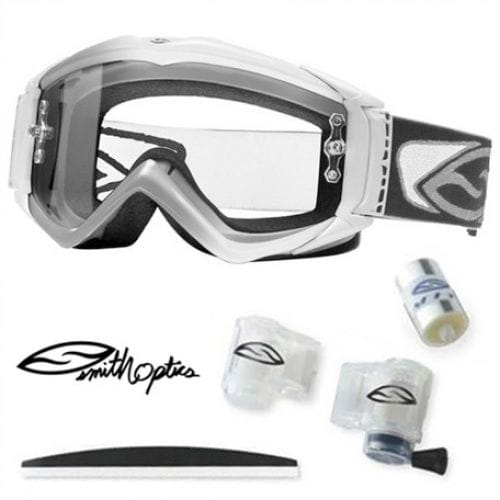 Smith Fuel V2 Sweat-X RP White/Silver