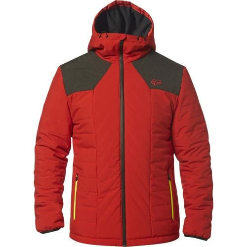 FOX  Completion Jacket -17448 Flame Red