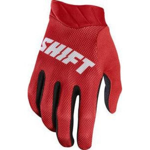 Shift  3LACK AIR GLOVE -18768 Red