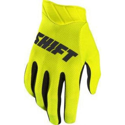 Shift  3LACK AIR GLOVE -18768 Flo Yellow