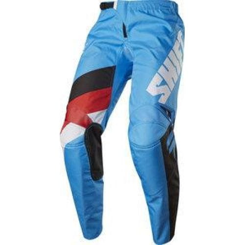 Shift  WHIT3 TARMAC PANT -17113 Blue