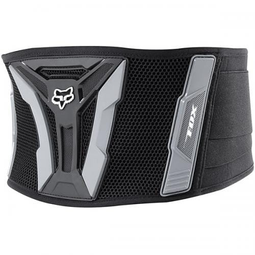 FOX  Turbo Belt -07037 Grey-Black