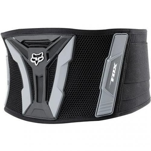 FOX  Youth Turbo Kidney Belt -07039 Black