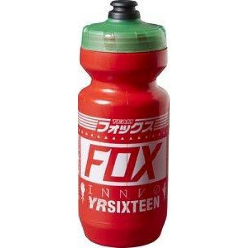 FOX  Union 22oz Water Bottle -16107 Red