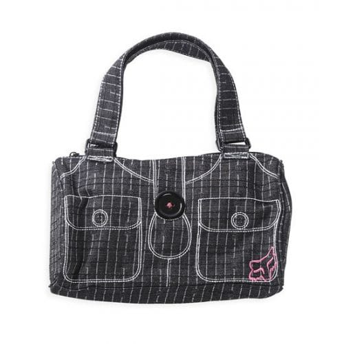 FOX  Girls Talk Soup Purse -57089 Black