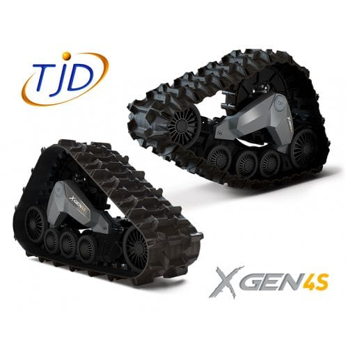 Senile ATV TJD XGEN 4S Track MY2017 Incl Adaptoare
