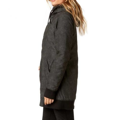 FOX  METRICK JACKET [BLK VIN]