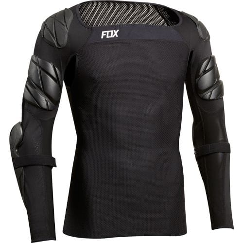 FOX  AIRFRAME PRO SLEEVE CE [BLK]