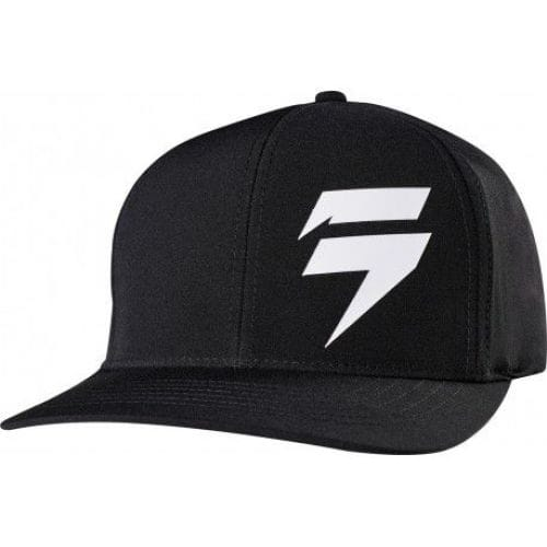 Shift  3LUE LABEL FLEXFIT HAT [BLK]