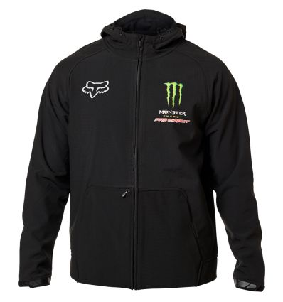 FOX FOX MONSTER PC BIONIC JACKET [BLK]