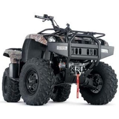 Bara protectie fata Yamaha Grizzly [PN 75221]